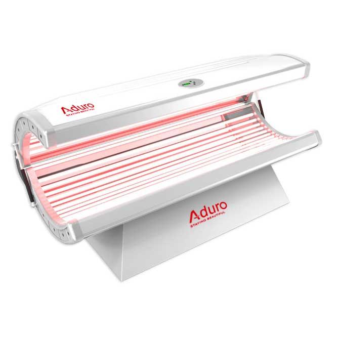 Aduro LED Licht Collagen Sonnenbett
